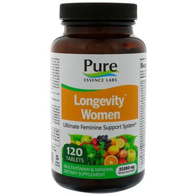 Купить Longevity Women, 120 таблеток