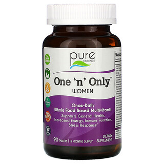 Pure Essence, أقراص One 'n' Only للنساء، 90 قرصًا