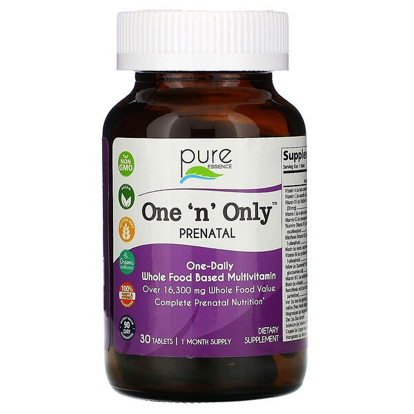 One 'n' Only PreNatal, 30 Tablets