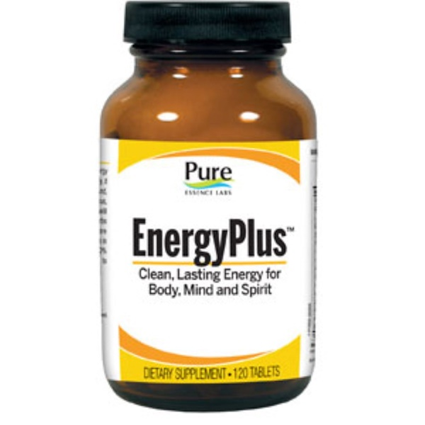 Pure Essence, Energy Plus, 60 Tablets (Discontinued Item)