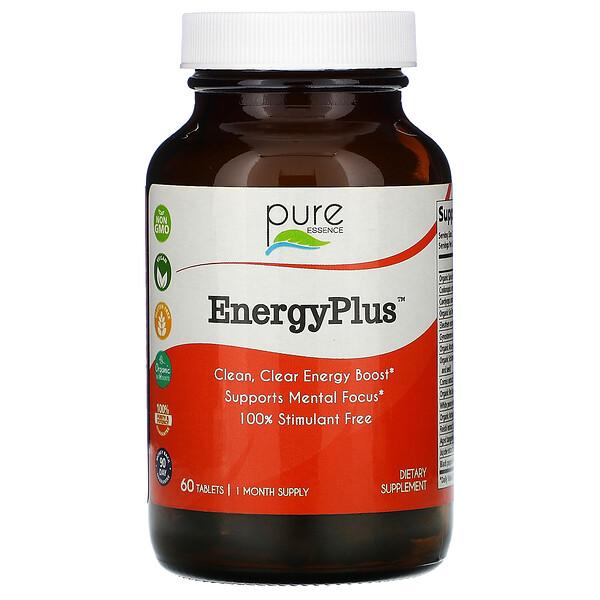 Pure Essence, EnergyPlus, 60таблеток