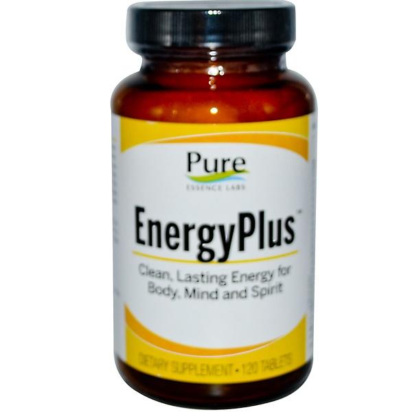 Pure Essence, EnergyPlus, 120 таблеток (Discontinued Item)