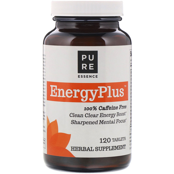 EnergyPlus, 100% Caffeine Free, 120 Tablets
