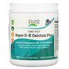 Pure Essence, Ionic-Fizz, Super D-K Calcium Plus, Mixed Berry, 14.82 oz (420 g)