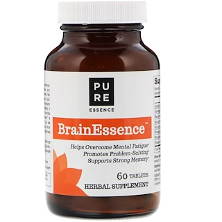 Pure Essence, BrainEssence، 60 قرص