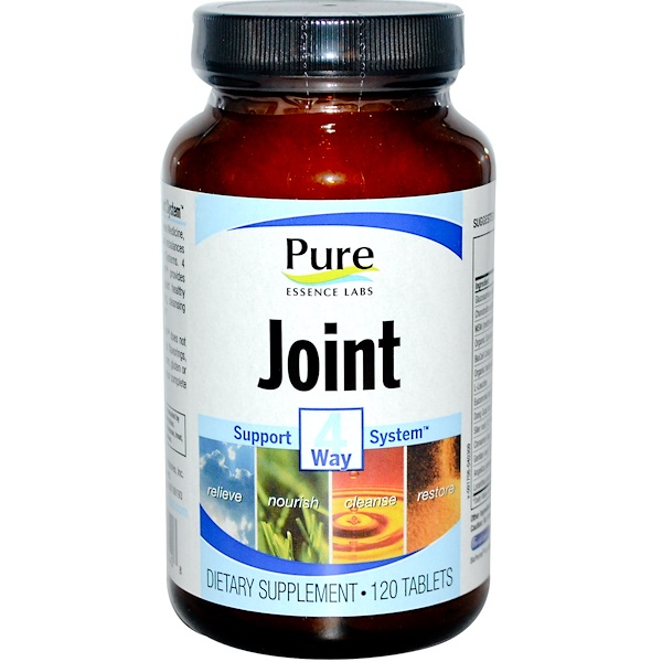 Pure Essence, Joint, 120 Tablets (Discontinued Item)