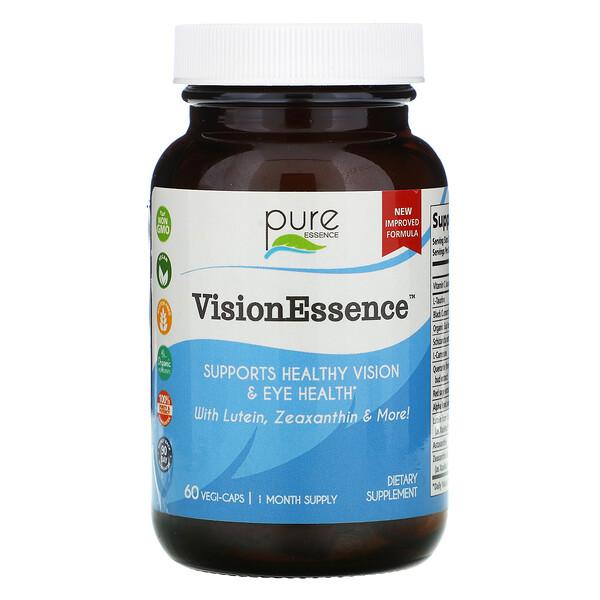 VisionEssence(ビジョンエッセンス)、ベジカプセル60粒