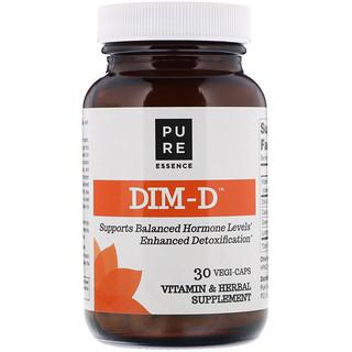 Pure Essence, DIM-D, 30 Vegi-Caps