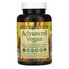 Pure Vegan, Advanced Vegan, 60 Vegetarian Capsules