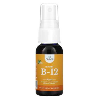 NB Pure, Methyl B-12 Spray, Boost, 1 fl oz
