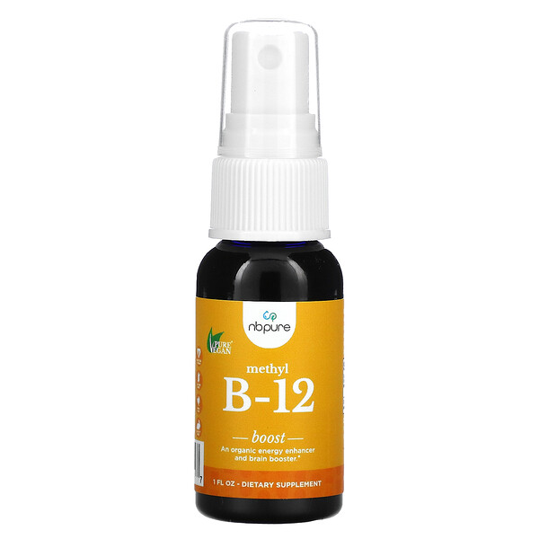 Methyl B-12 Spray, 1 fl oz