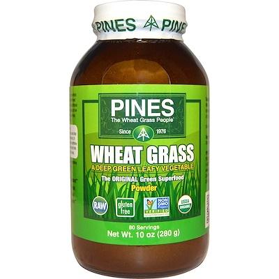 Купить Порошок из травы пшеницы, 10 унций (280 г)