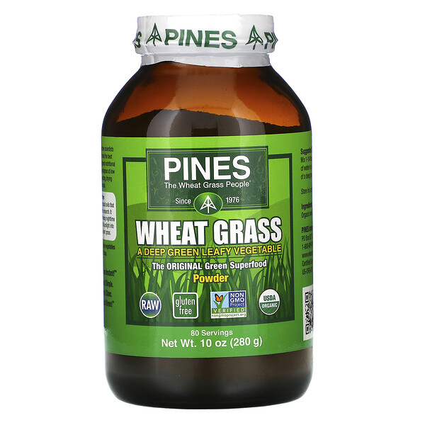 Wheat Grass Powder, 10 oz (280 g)