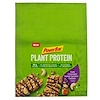 PowerBar, 植物性タンパク質、ダークチョコレート塩キャラメルカシュー、15個、各1.76オンス (50 g)