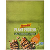 PowerBar, Proteína vegetal, manteca de maní con chocolate negro, 15 barras, 1,76oz (50g) cada una