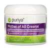 Puriya, Mother of All Creams(多效舒緩保濕霜),4.5 盎司(133 毫升)