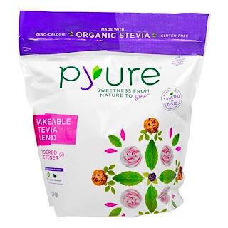 Pyure, Bakeable Stevia Blend Powdered Sweetener, 10 oz (284 g)