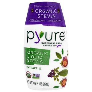 Пуре Брандс, Organic Liquid Stevia Extract, 0.9 fl oz (26 ml) отзывы