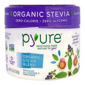 Пуре Брандс, Organic All-Purpose Blend, Stevia Sweetener, 9.8 oz (280 g) отзывы покупателей