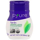 Отзывы о Pyure, Organic Liquid Stevia Extract, Simply Sweet, 1.8 fl oz (53 ml)