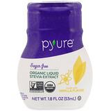 Отзывы о Pyure, Organic Liquid Stevia Extract, Vanilla, 1.8 fl oz (53 ml)