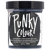 Punky Colour, Semi-Permanent Conditioning Hair Color, Ebony, 3.5 fl oz (100 ml)