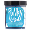 Punky Colour, Semi-Permanent Conditioning Hair Color, Turquoise, 3.5 fl oz (100 ml)
