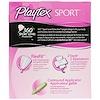 Playtex, Sport, Regular, Unscented, 18 Plastic Tampons