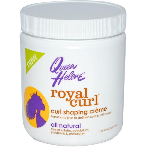 Queen Helene, Royal Curl, Curl Shaping Creme, 15 oz (425 g) (Discontinued Item)