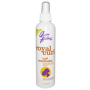 Квин Хелен, Royal Curl, Curl Reactivator, 8 fl oz (237 ml) отзывы