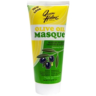 Queen Helene, Masque d'olive, 6 oz (170 g)