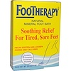 Queen Helene, FooTherapy, Натуральная минеральная смесь для ножных ванн, 3 упаковки, 1 унция (28 г) шт.
