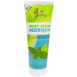 Queen Helene, Mint Julep Masque, Oily and Acne Prone Skin, 8 oz (227 g)