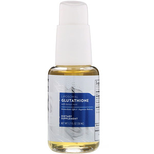 Quicksilver Scientific, Liposomal Glutathione with Lemon Mint, 1.7 fl oz (50 ml) отзывы