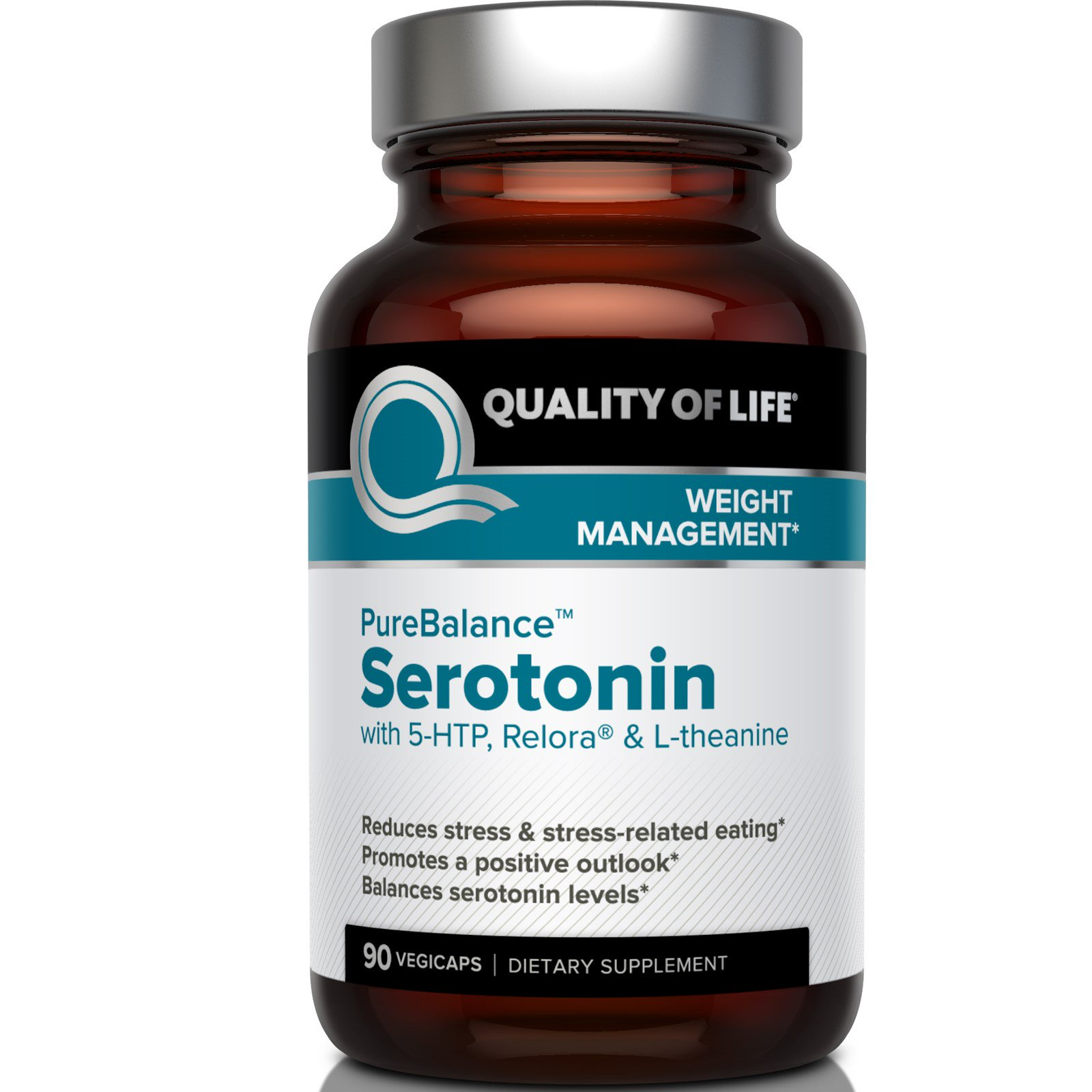 Pure balance serotonin