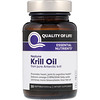 Quality of Life Labs, Neptune Krill Oil, Essential Nutrients, 500 mg, 30 Softgels