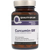 Quality of Life Labs, Curcumin-SR, 30 gélules végétales