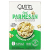 Quinn Popcorn, Microwave Popcorn, Parmesan & Rosemary, 2 Bags, 3.5 oz (100 g) Each