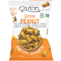 Quinn Popcorn, Pretzel Nuggets, Creamy Peanut Butter Filled,  7 oz (198 g)