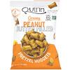 Quinn Popcorn, Neggets de Pretzel, Recheados com Manteiga de Amendoim Cremosa, 198 g (7 oz)