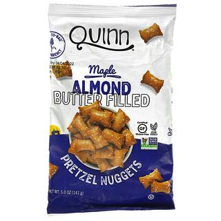 Quinn Popcorn, Pretzel Nuggets, Maple Almond Butter Filled, 5.0 oz (141 g)
