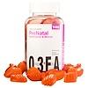 T.RQ, 出産前マルチビタミン& ミネラル、 成人用グミ、 チェリーレモンオレンジ、 60グミ