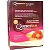 Quest Nutrition, QuestBar, Protein Bar, White Chocolate Raspberry, 12 Bars, 2.1 oz (60 g) Each