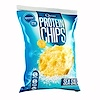 Quest Nutrition, プロテインチップス、シーソルト味、8袋入り、各1 1/8 oz (32 g) (Discontinued Item)