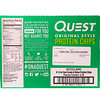 Quest Nutrition, Original Style Protein Chips, Sour Cream & Onion, 8 Pack, 1.1 oz (32 g) Each