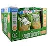 Quest Nutrition, プロテインチップス、サワークリーム&オニオン味、8袋入り、各1 1/8 oz (32 g)