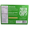 Quest Nutrition, プロテインチップス、サワークリーム&オニオン味、8袋入り、各1 1/8 oz (32 g) (Discontinued Item)