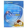Quest Nutrition, QuestBar, Protein Bar, Coconut Cashew, 12 Bars, 2.1 oz (60 g) Each (Discontinued Item)