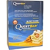 Quest Nutrition, QuestBar, Protein Bar, Vanilla Almond Crunch, 12 Bars, 2.1 oz (60 g) Each (Discontinued Item)