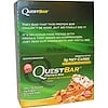 Quest Nutrition, QuestBar, Protein Bar, Peanut Butter Supreme, 12 Bars, 2.1 oz (60 g) Each